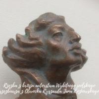 Chopin Rzezba z brazu Ryszarda Kozlowskiego